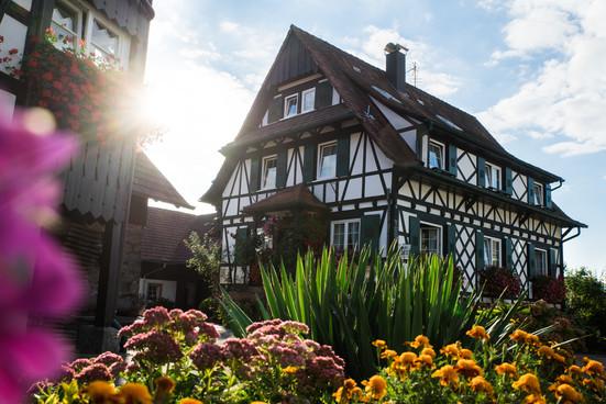 Fachwerkhaus in Sasbachwalden