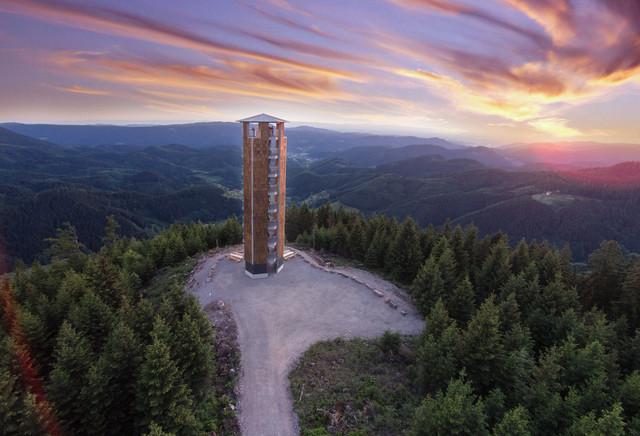 Der Buchkopfturm