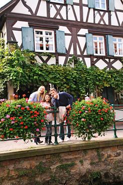 Ausflug nach Oberkirch
