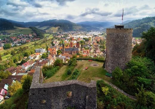 Burg Husen Hausach